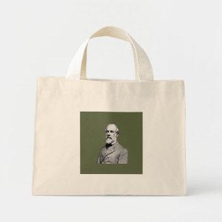 Grün General-Robert E. Lee Army Mini Stoffbeutel