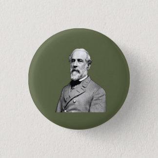 Grün General-Robert E. Lee Army Runder Button 3,2 Cm