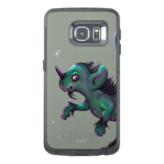 GRUNCH ALIEN OtterBox Samsung Rand Galaxie-S6