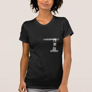 Grundlegend verdorbener T - Shirt
