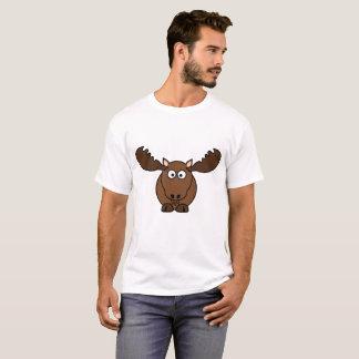 Grundlegende der T - Shirt-Elche der Männer T-Shirt