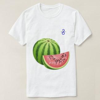 Grundlegende T - Shirt-Wassermelone T-Shirt