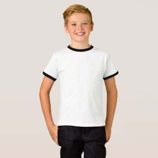 Grundlegender der Wecker-T - Shirt der Kinder