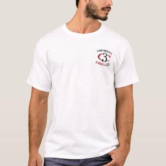 Grundlegender T - Shirt mit vollem Logo C3