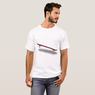 Grundlegender T - ShirtSkateboard T-Shirt