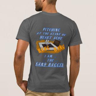 Grundlegendes amerikanisches T-Shirt