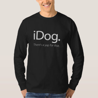 Grundlegendes langes Hülsen-Shirt - besonders T-Shirt