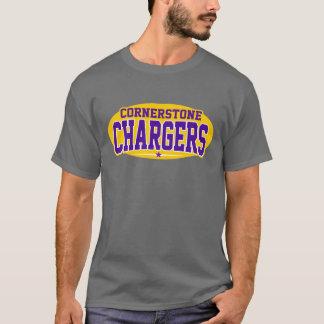Grundstein christlich; Ladegeräte T-Shirt