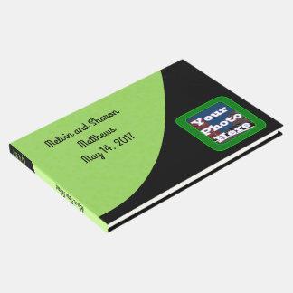 Grüne Bohne Gäste Buch