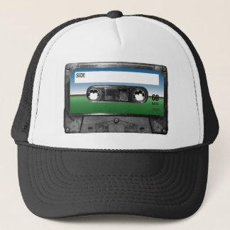 Grüne Feld-Horizont-Kassette Truckerkappe