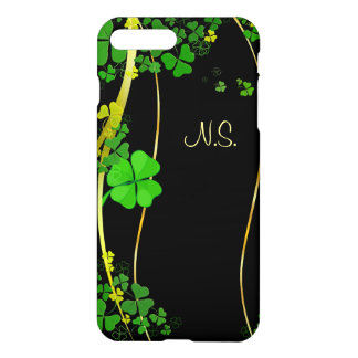Grüne glückliche iPhone 7 plus hülle