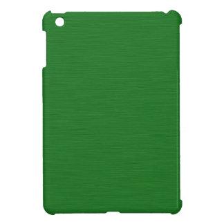Grüne Holzmaserung iPad Mini Hüllen