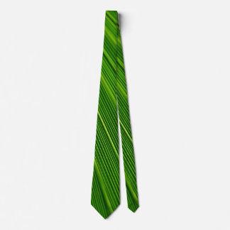 Grüne Linien Krawatte