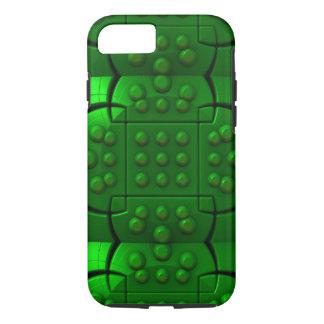 Grüne Maschine iPhone 8/7 Hülle