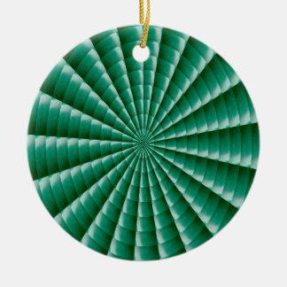 GRÜNE Rad Chakra SCHABLONE addieren TXTIMG Rundes Keramik Ornament