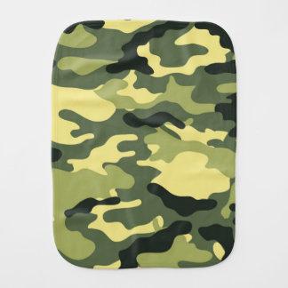 Grüne Tarnungs-Camouflagebeschaffenheit Spucktuch