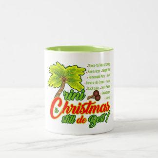 Grüne Tasse Trini Weihnachten(noch d am besten)
