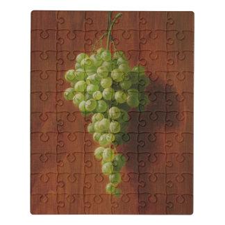 Grüne Trauben Puzzle