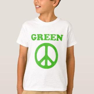 Grüner Frieden (Tag der Erde) T-Shirt