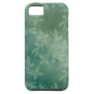 Grüner Hintergrund iPhone 5 Schutzhülle
