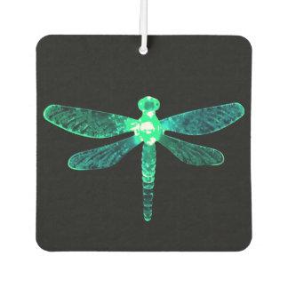 Grüner Libellen-Auto-Lufterfrischer Lufterfrischer