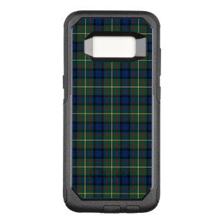 Grüner und blauer MacLaren Clan-schottisches OtterBox Commuter Samsung Galaxy S8 Hülle