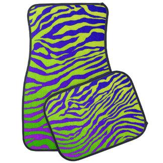 Grüner Zebra Automatte
