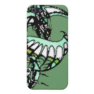 Grünes Eis Dragonheart Hülle Fürs iPhone 5