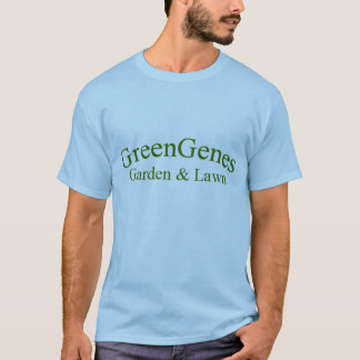 Grünes Gen-Shirt T-Shirt