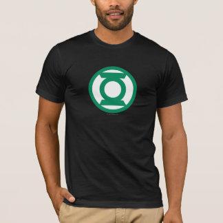 Grünes Laternen-Logo 13 T-Shirt