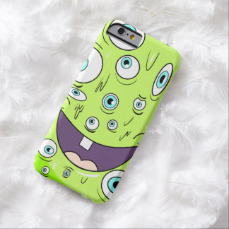 Grünes Monster durch ilya konyukhov Barely There iPhone 6 Hülle
