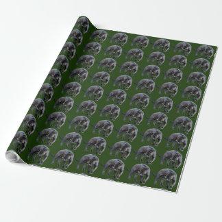 Grünes Packpapier Jaguars Diablo