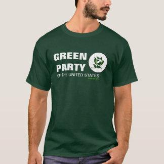 Grünes Party der Vereinigten Staaten T-Shirt
