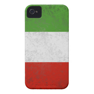 GRUNGE ITALY FLAG CASE iPhone 4 COVER