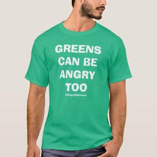 Grüntöne können verärgert auch sein T-Shirt