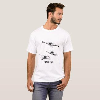 Gruppe Canoeing T-Shirt