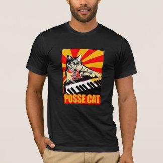 Gruppenkatzen-Shirt T-Shirt