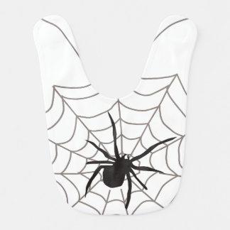 Gruselige Crawly Spinne Babylätzchen