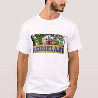 Gruseliger Kiddieland Clown T-Shirt