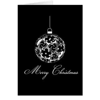 Gruß Karte-Feiertag Kunst-Weihnachten 116 Mitteilungskarte
