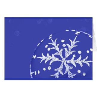 Gruß Karte-Feiertag Kunst-Weihnachten 122 Mitteilungskarte