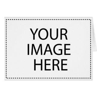 Gruß-Karten-horizontale Schablone Grußkarte