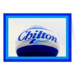 Grüße von Chilton Wisconsin! Grußkarte
