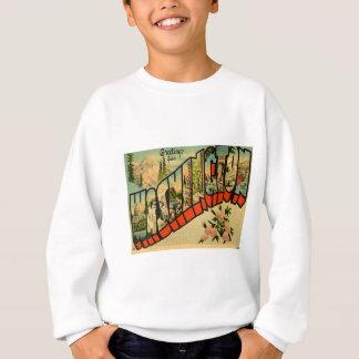 Grüße von Washington WA Sweatshirt