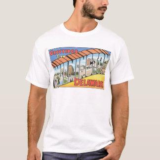 Grüße von Wilmington Delaware, Vintag T-Shirt