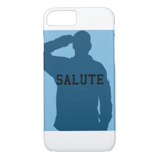 Grußmilitär umkleidet iPhone 7 hülle