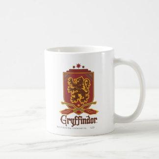 Gryffindor Quidditch Abzeichen Tasse
