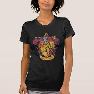 Gryffindor Wappen-Gold und Rot T-Shirt