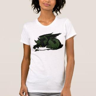 Gryphon Lewis Carroll Charakter-Shirt T-Shirt