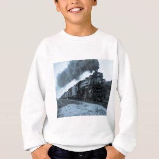 GTW #3752 Southbound Vintage Zug-Eisenbahn Sweatshirt